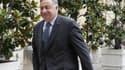 Gérard Larcher a été désigné candidat de l'UMP pour occuper la présidence du Sénat