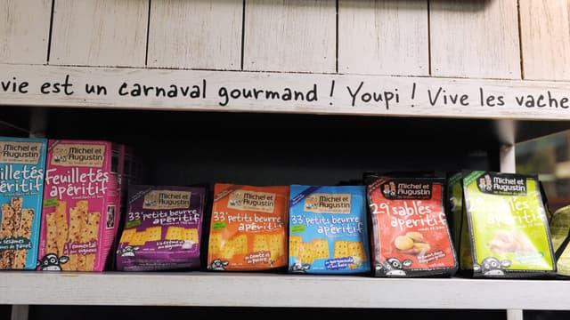 Pour la marque française d'agro-alimentaire, la conquête de l'Amérique a débuté à New York, en 2015.