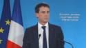 "Manuel Valls a répondu à Nicolas Sarkozy jeudi sur l'emploi du terme ""apartheid""."