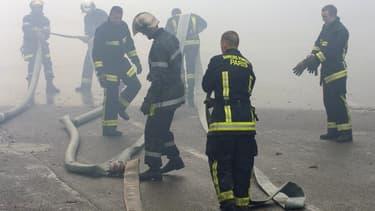 Plusieurs soldates du feu ont dénoncé des faits de violences sexuelles de la part de leurs collègues. (Photo d'illustration)