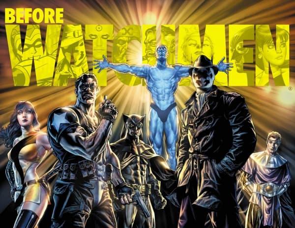 Before Watchmen par Lee Bermejo