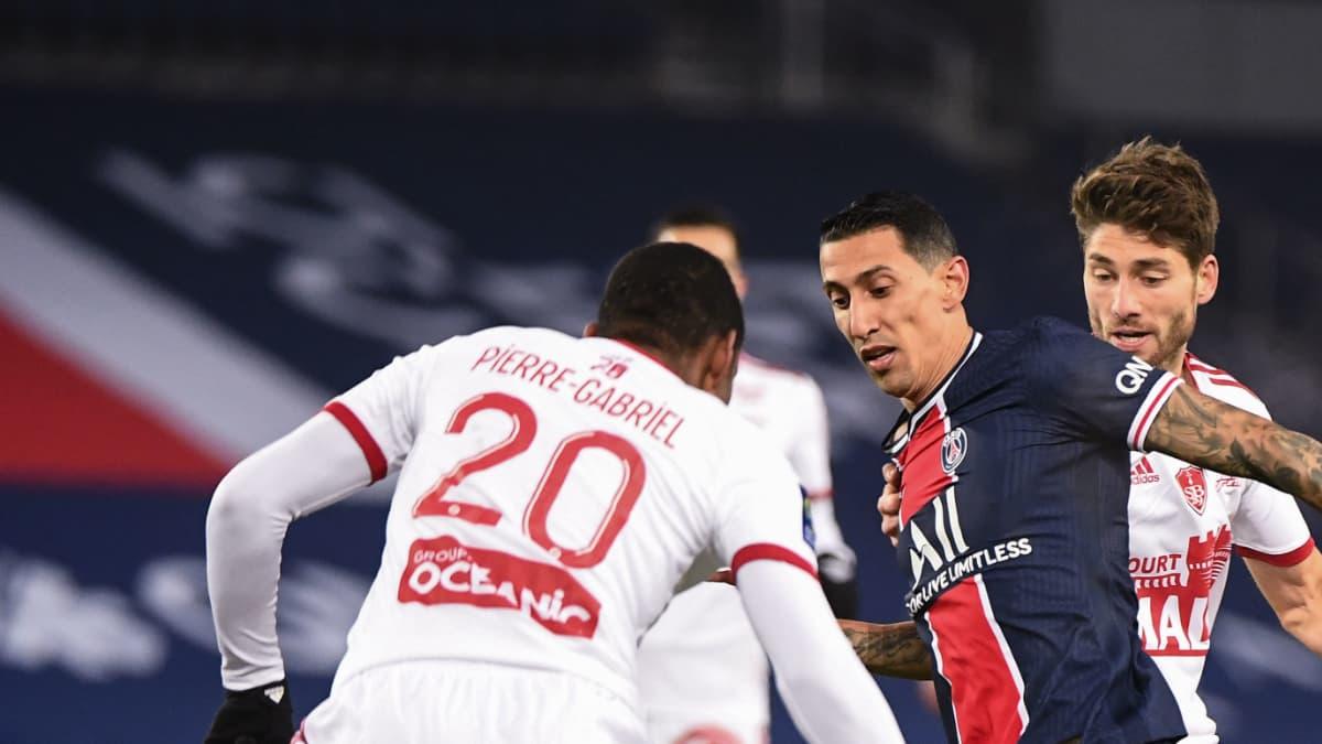 Coupe De France Sur Quelle Chaine Regarder Brest Psg