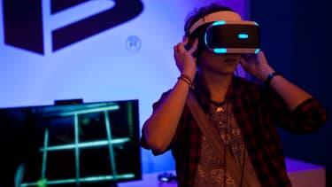 Sony affirme avoir écoulé un million de casques de réalité virtuelle en huit mois.