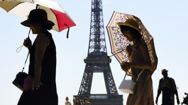 Les touristes étrangers ont renoué avec la France au deuxième trimestre