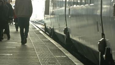 Ce jeudi 13 juin devrait être particulièrement difficile dans les gares. (photo d'illustration)