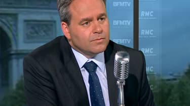 Xavier Bertrand, secrétaire général de l'UMP