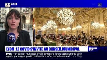 Lyon: les conseillers municipaux EELV dépistés après un cas de Covid-19
