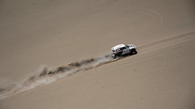 PSA va effectuer son retour lors du Dakar 2015.