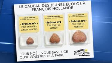 La campagne polémique des Jeunes écologistes franciliens a été retirée quelques heures après sa publication.