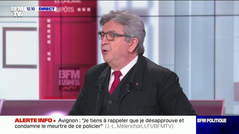 Jean-Luc Mélenchon: