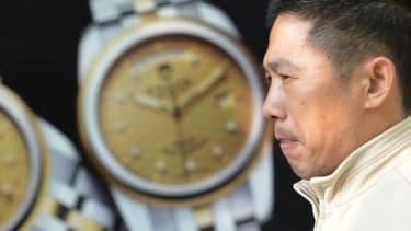 La lutte anti-corruption en Chine pénalise fortement l'industrie horlogère suisse.