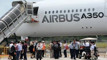Une panne potentielle détectée sur l'A350