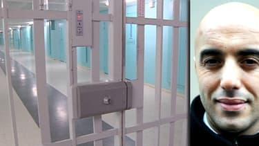 Redoine Faïd, en cavale depuis samedi dernier, aurait été aidé par au moins un détenu (photo d'illustration).
