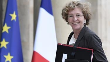 """Muriel Pénicaud, la ministre du Travail, affirme que les fuites dans la presse sur la réforme du code du travail n'ont """"aucun intérêt""""."""
