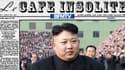 La Corée du Nord n'a pas apprécié que la coiffure de son leader soit tournée en dérision