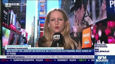 What's up New York : Walmart va lancer un service de livraison autonome avec Argo AI et Ford - 15/09