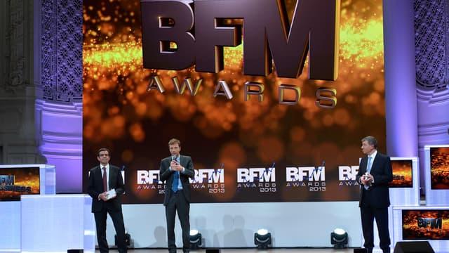 La 9eme cérémonie des BFM AWARDS en direct de la Salle Gaveau