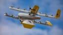 Un drone de livraison Wing