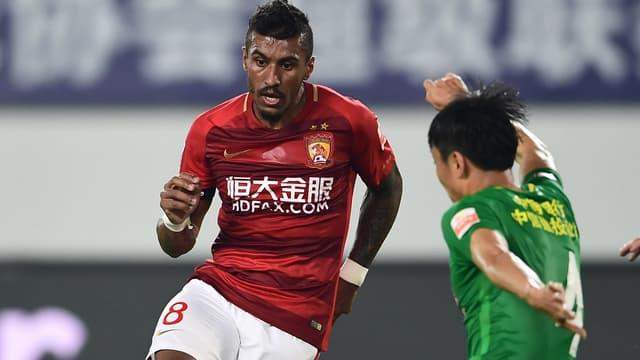 Paulinho a quitté l'Europe pour le Guangzhou Evergrande il y a deux ans.