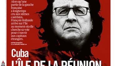 La Une de Libération lundi 11 mai