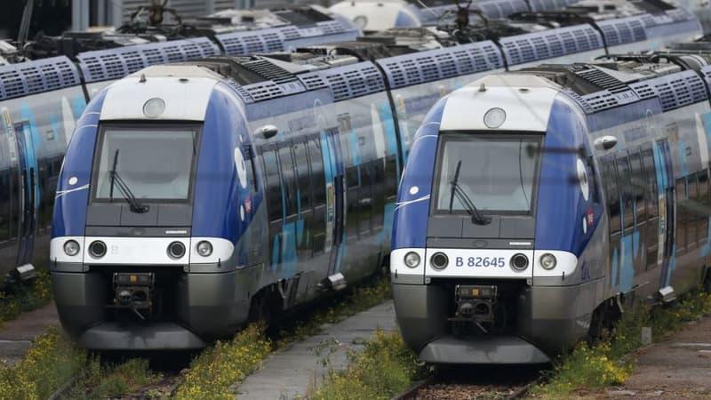 Un TER heurte une voiture sur la ligne Lyon-Bourg-en-Bresse, le trafic à l'arrêt jusqu'à mardi matin