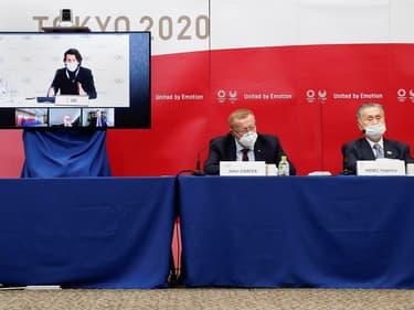 Le vice-président du CIO, John Coates, est très optimiste concernant la bonne tenue des Jeux olympiques de Tokyo