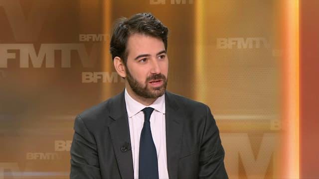 Antonin Lévy, l'avocat de François Fillon
