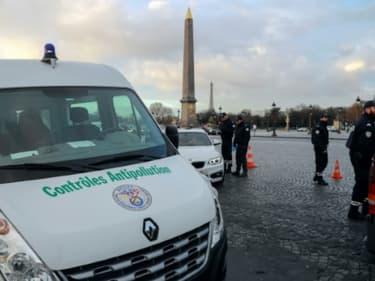 La circulation différenciée est reconduite mardi et mercredi à Paris. (Photo d'illustration)