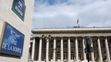 La Bourse de Paris a pâti du conflit économique entre la Russie et l'UE.