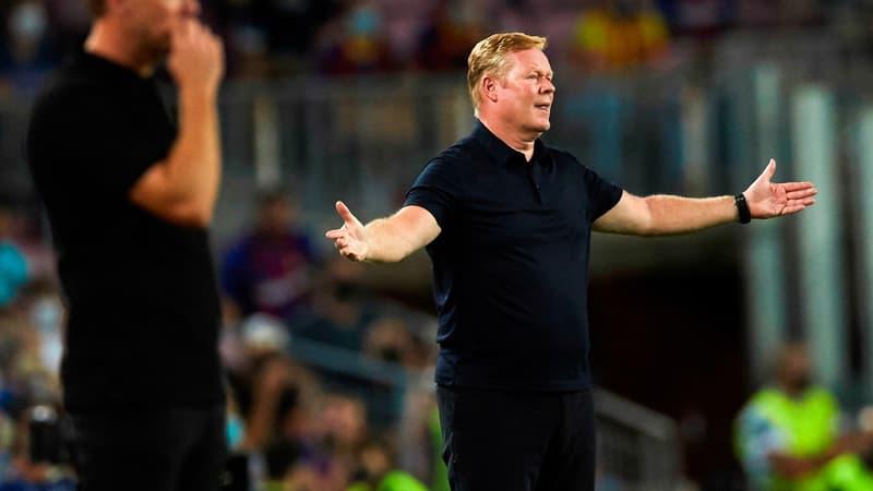 Barça: Koeman coûterait cher au club en cas de départ