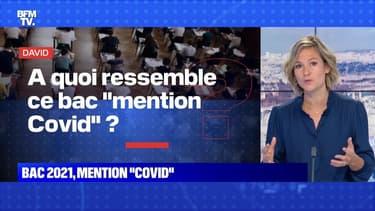 """BFMTV répond à vos questions : À quoi ressemble le bac """"mention Covid""""? - 17/06"""