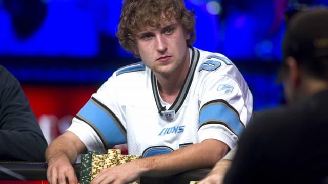 Ryan  Riess, champion du monde de poker 2013
