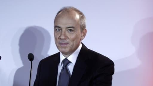 Stéphane Richard, le PDG d'Orange, a violemment fustigé la politique de la concurrence de la Commission européenne, lundi 22 juillet.