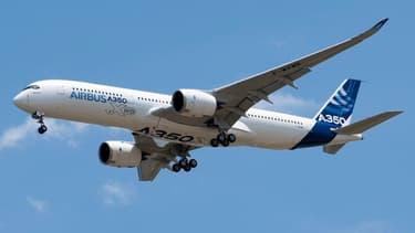 L'A350-900 d'Airbus