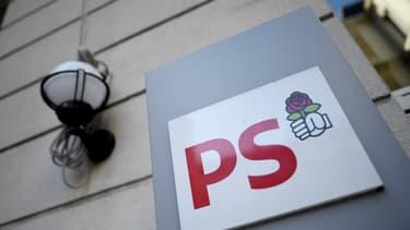 Le logo du Parti Socialiste