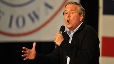 Jeb Bush s'excuse pour ses propos sur le temps de travail en France.