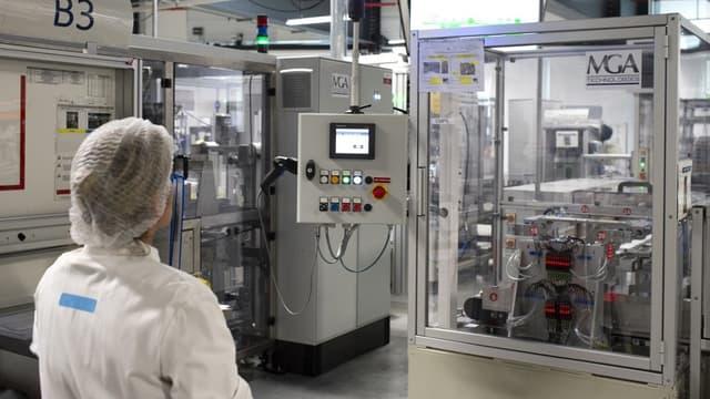 Le laboratoire Mérieux produira son test SARS-COV-2 R-GENE dans une de ses usines en France