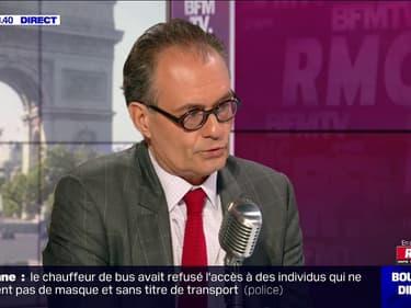 """Selon Camille Pascal, l'ancien conseiller de Nicolas Sarkozy, """"Macron et Castex ont réussi à réunir quasiment tous les courants de la droite"""""""