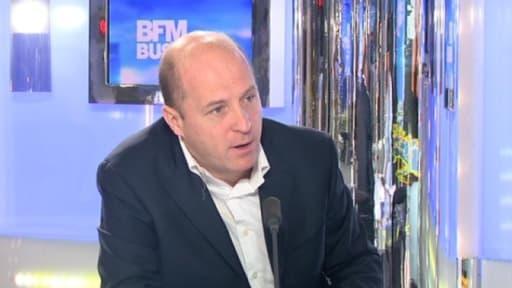 Rodolphe Bonasse, directeur général de CA Com, ce lundi 25 février sur BFM Business