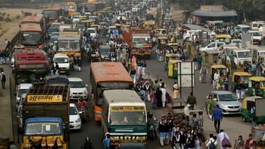 New Delhi est la capitale la plus polluée du monde.