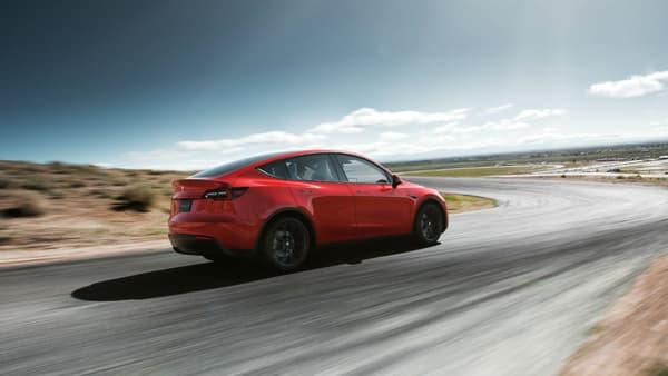 D'après Elon Musk, la production de Model Y devrait dépasser celles des Model S et Model 3 cumulées.