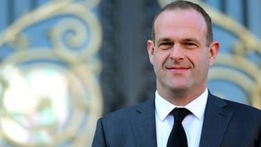 Steeve Briois, le secrétaire général du Front national, ne se soucie guère du sondage qui le donne gagnant à Hénin-Beaumont.