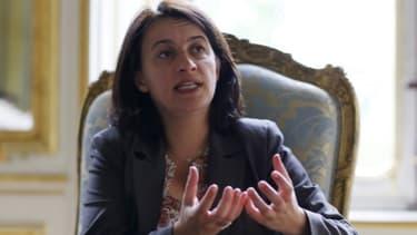 Cécile Duflot présente son projet de loi à l'Assemblée nationale mardi 10 septembre
