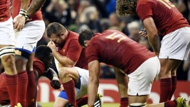 L'équipe de France humiliée en quarts