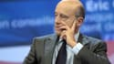 Alain Juppé le 20 novembre 2013 au congrès des maires de France, à Paris.
