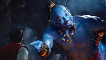 """Will Smith est le génie du nouveau film """"Aladdin"""""""