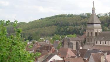 Les faits se sont déroulés à Chambon-sur-Voueize, village de la Creuse.
