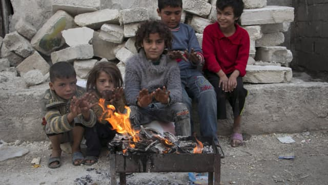 Plusieurs organisations internationales ont lancé un fonds pour l'éducation des enfants affectés par des conflits (image d'illustration)