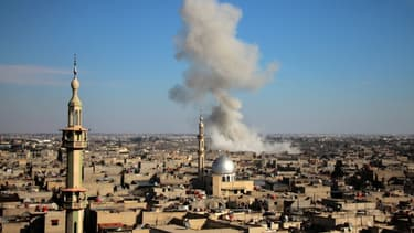 Plus de 400 civils ont été tués depuis dimanche dans la Ghouta orientale