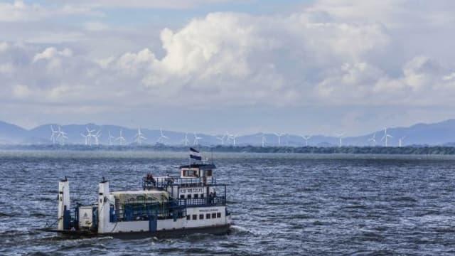 Un ferry - Image d'illustration